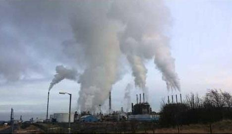 Flaring continues at Mossmorran despite shutdown