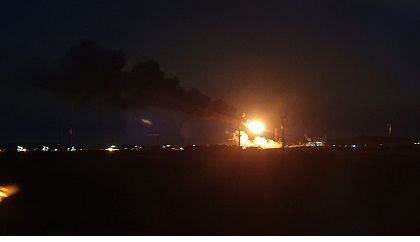 Boiler failures at Mossmorran cause flaring misery for locals