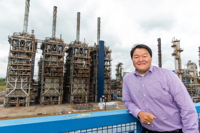 Elevated flaring begins as part of Mossmorran chemical plant restart