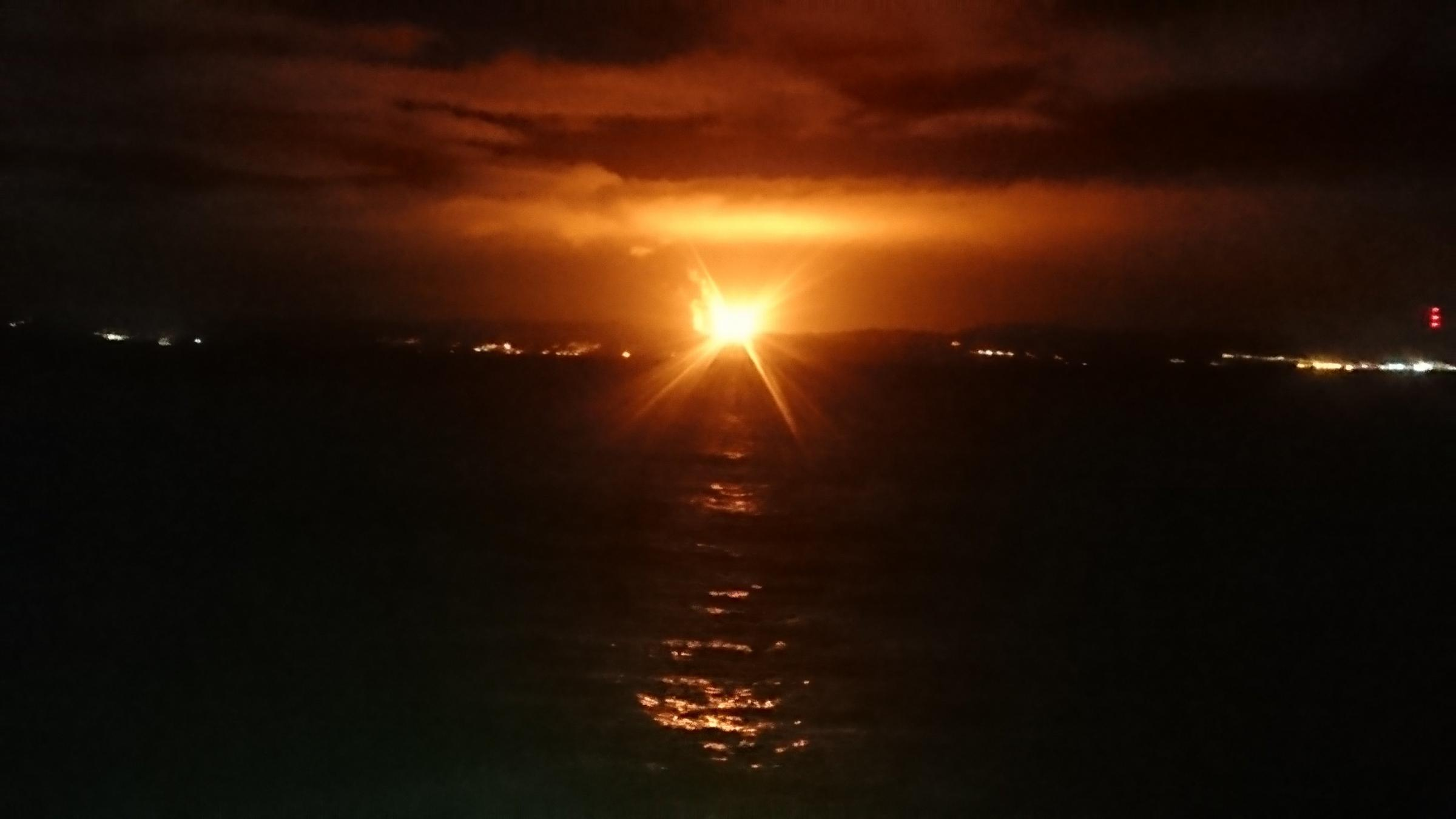Fears over Mossmorran flaring after chemical plant made Fife 'look like Mordor'