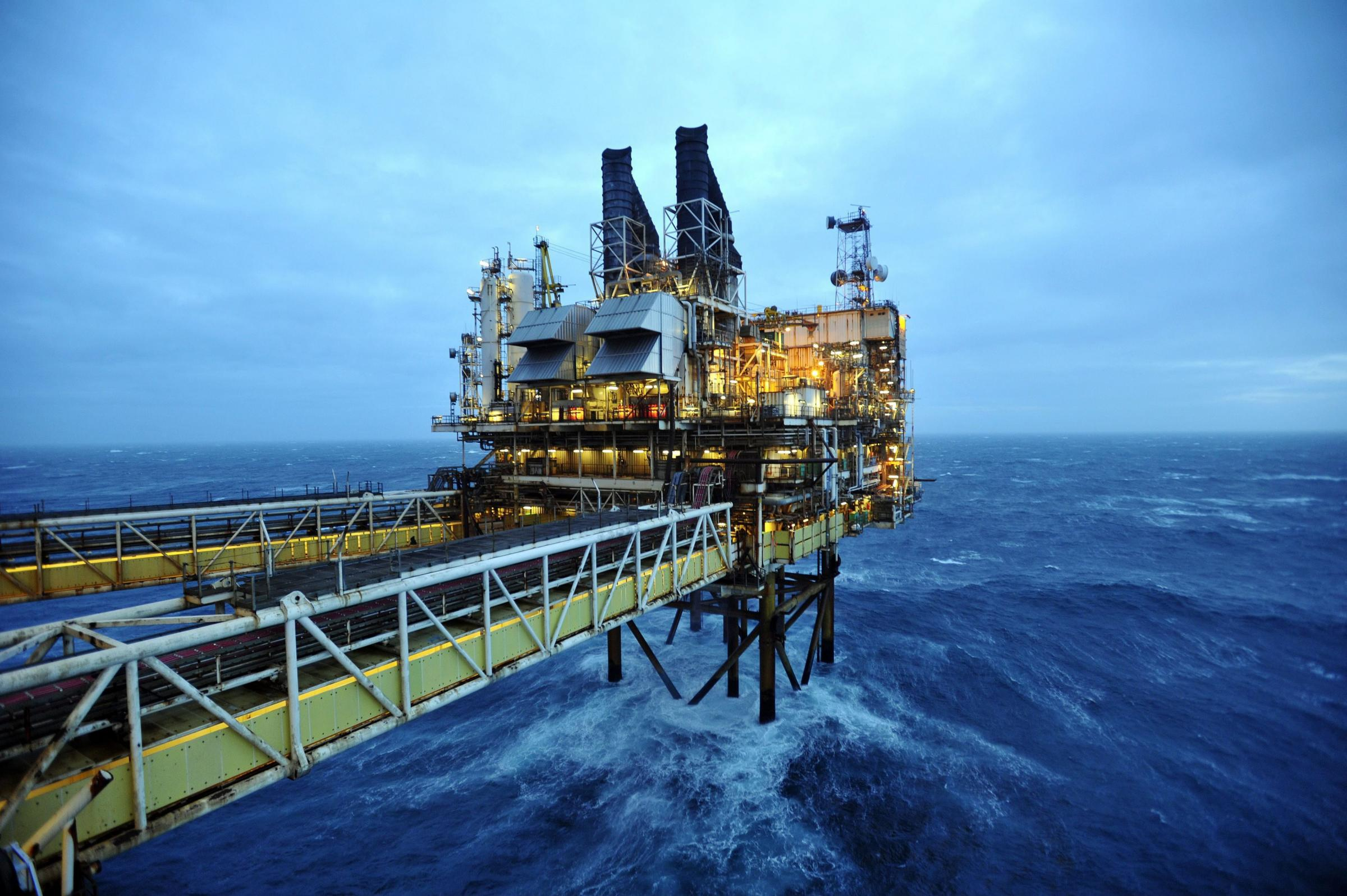 Over 60 workers evacuated from North Sea oil platform after power failure