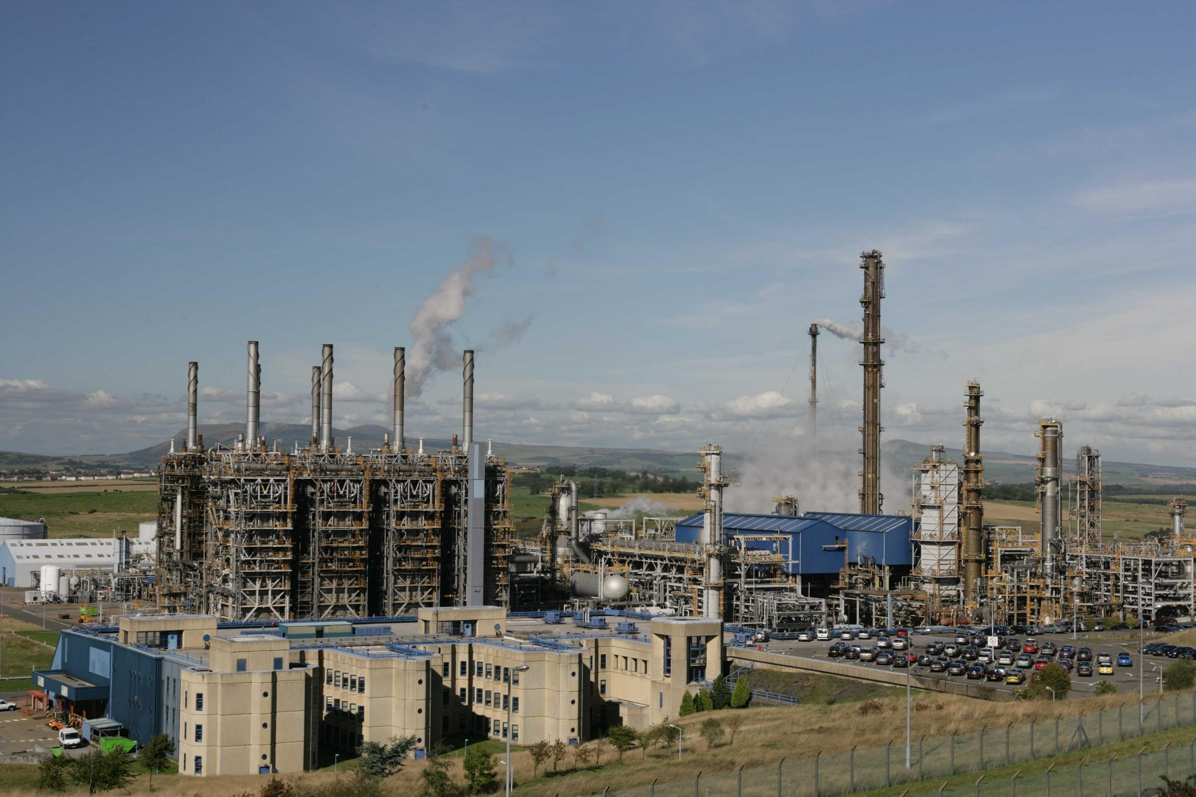 ExxonMobil apologises for Fife chemical plant's 'intense flaring'
