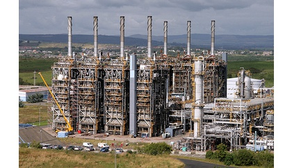 Elevated flare needed to manage 'process upset' at Mossmorran's Fife Ethylene Plant
