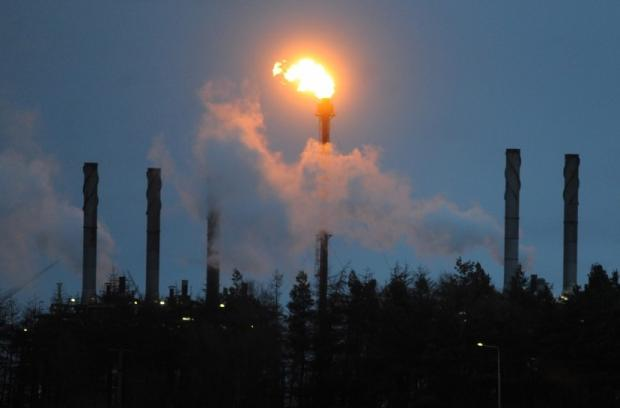 HeraldScotland: Further flaring has been criticised by MSPs