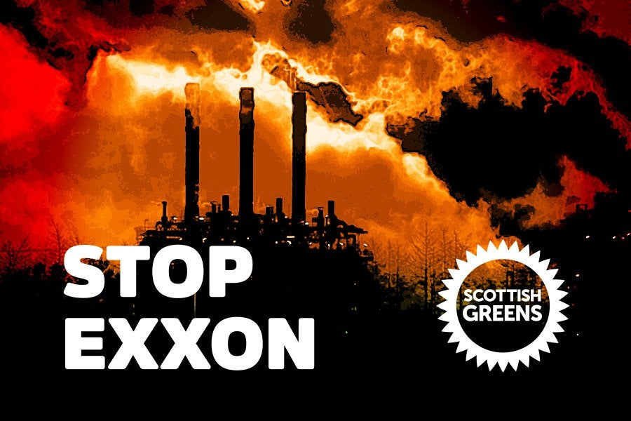 Greens demand an independent inquiry into Mossmorran in Fife (petition) : Scotland