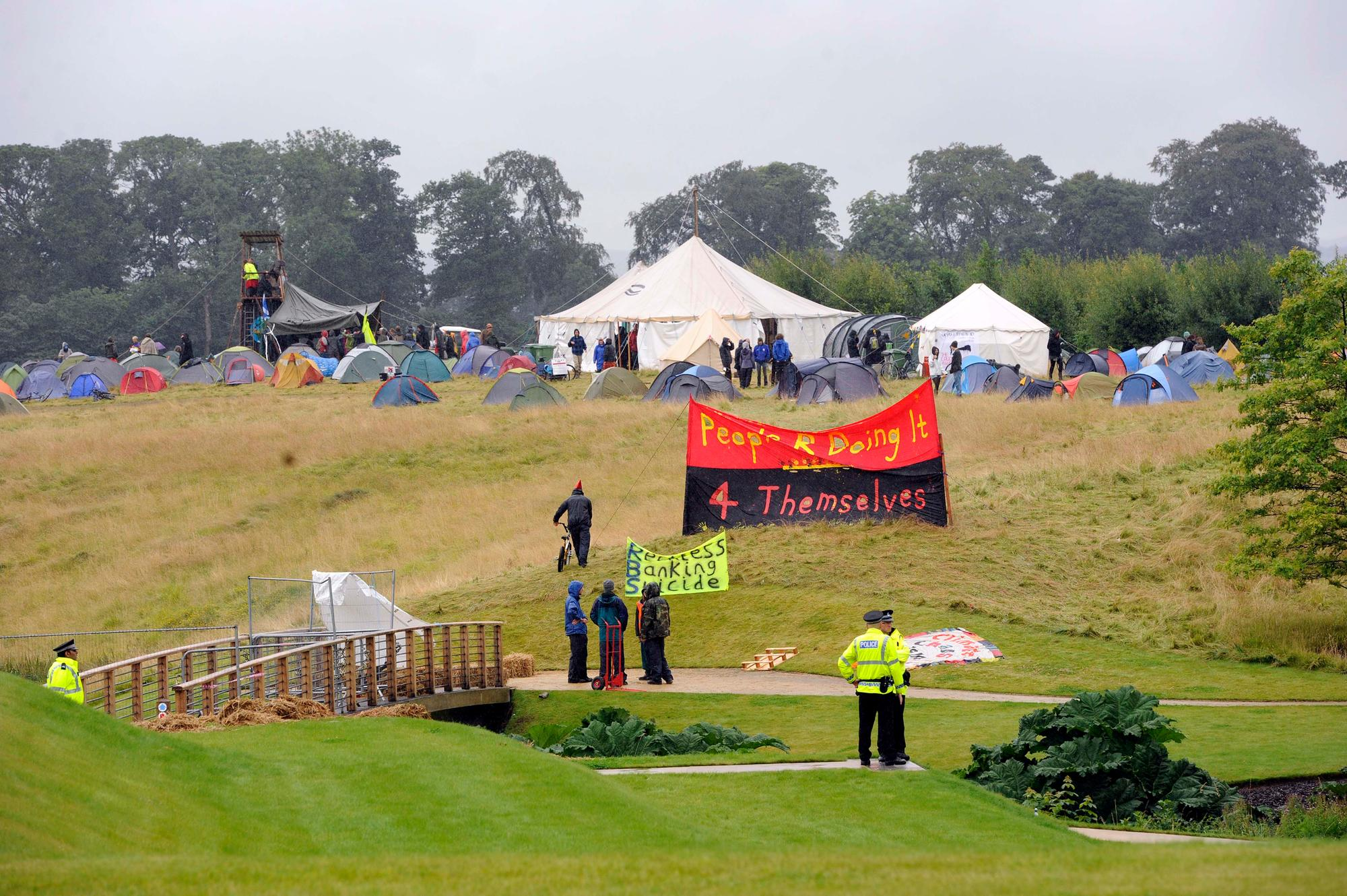 Mossmorran climate camp protest scrapped