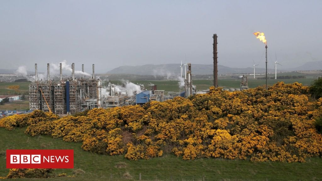 Sepa seeks prosecution over chemical plant [Mossmorran] flaring : Scotland
