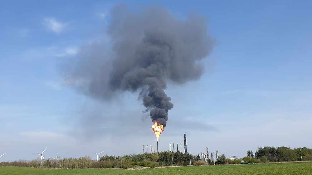 Work to reduce flaring at Mossmorran delayed until 2021