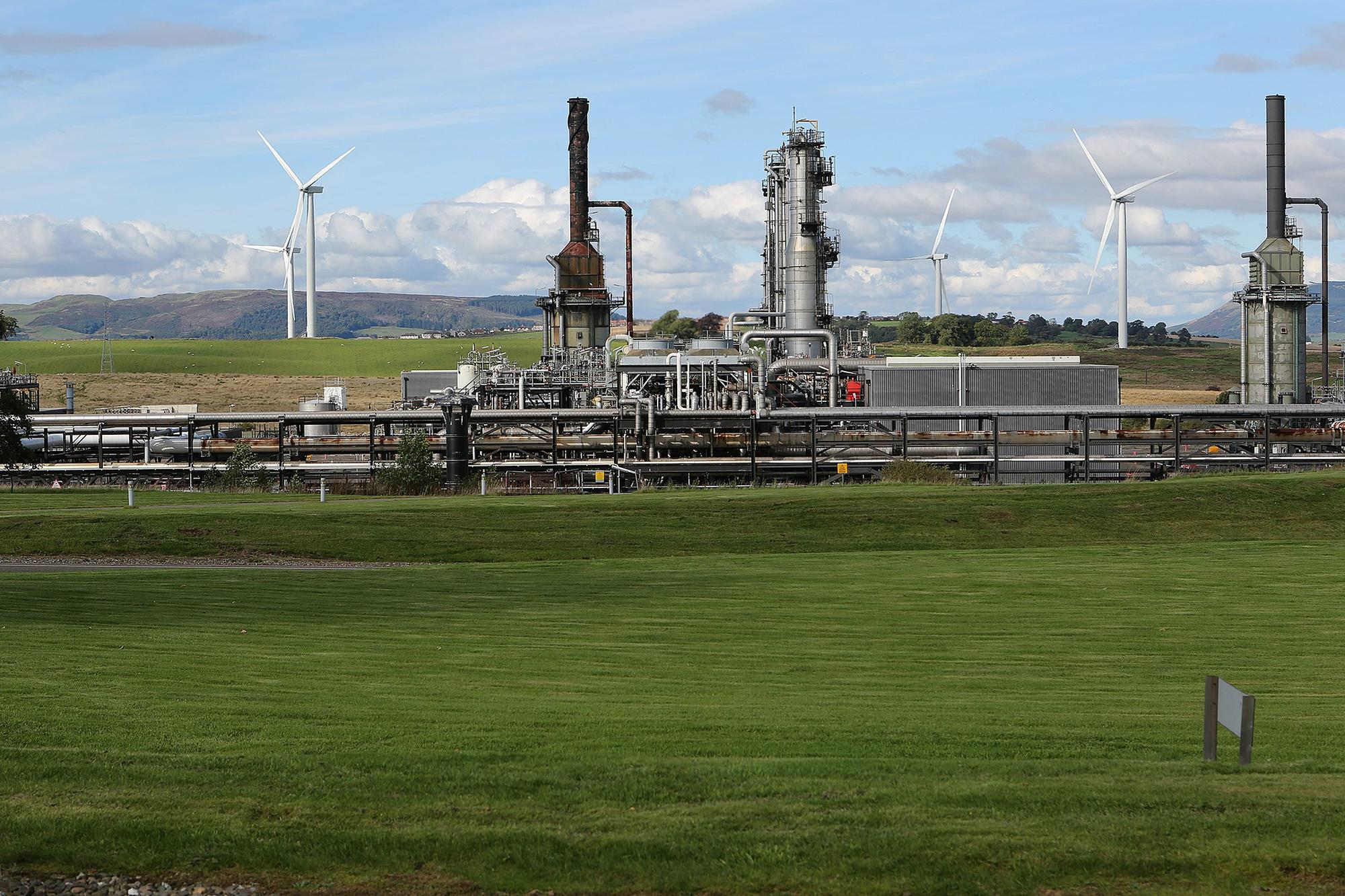 Politicians push for transition board at Mossmorran