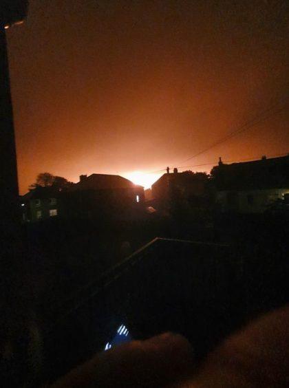 Probe as residents woken by 'terrifying' unplanned flaring at Mossmorran