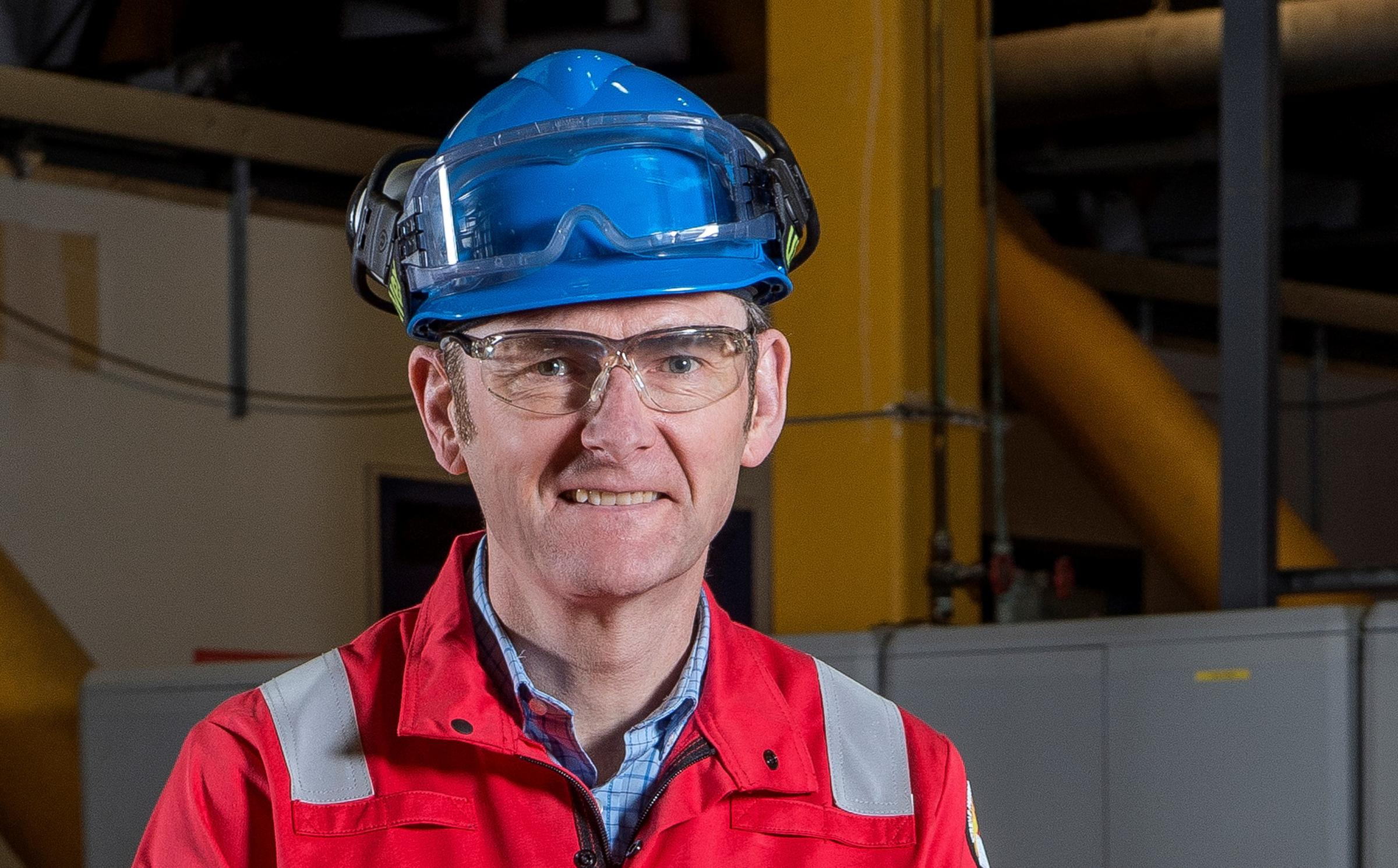 New plant manager appointed at Mossmorran