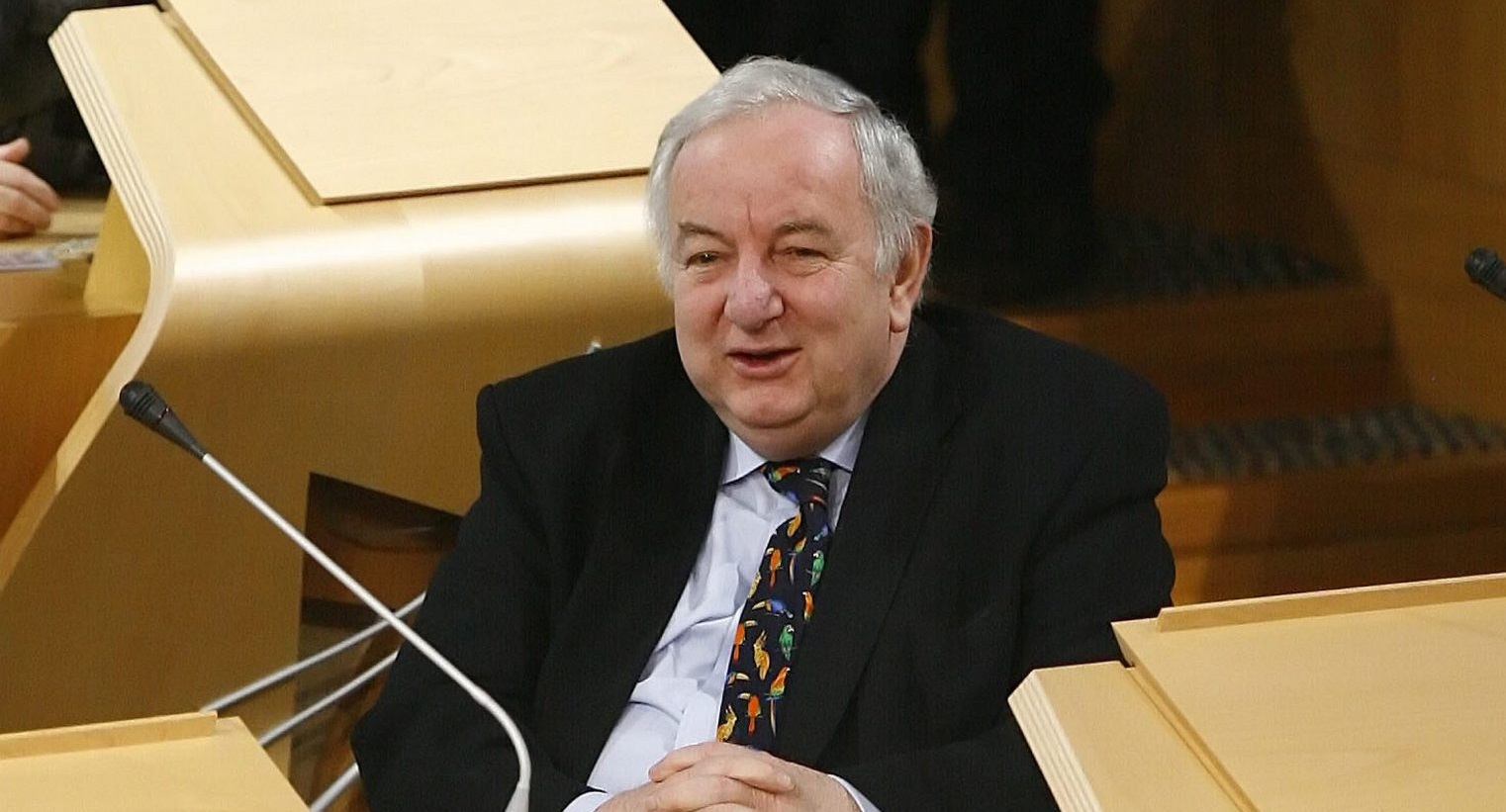 Letters: Lord Foulkes 'is playing politics with people's lives'