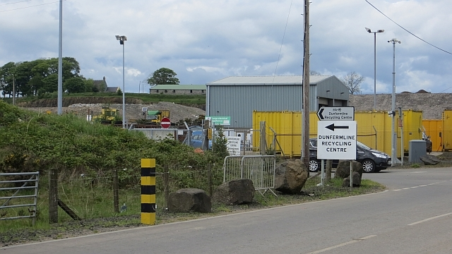 Cowdenbeath affected by stench from Fife Council landfill site