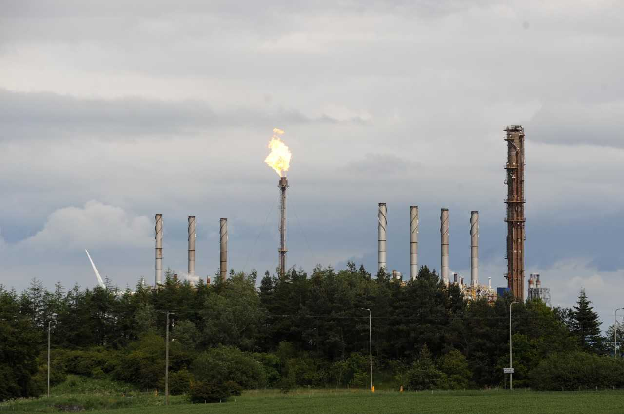 Cowdenbeath MSP wants answers from ExxonMobil over flaring