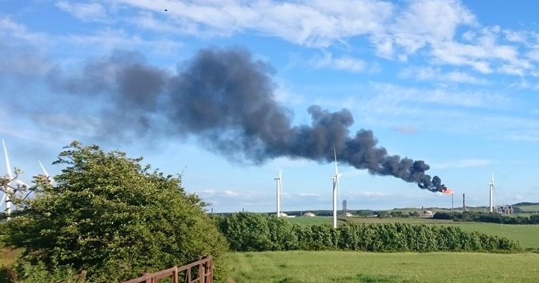 Mossmorran: Flaring plans revealed by ExxonMobil and Shell