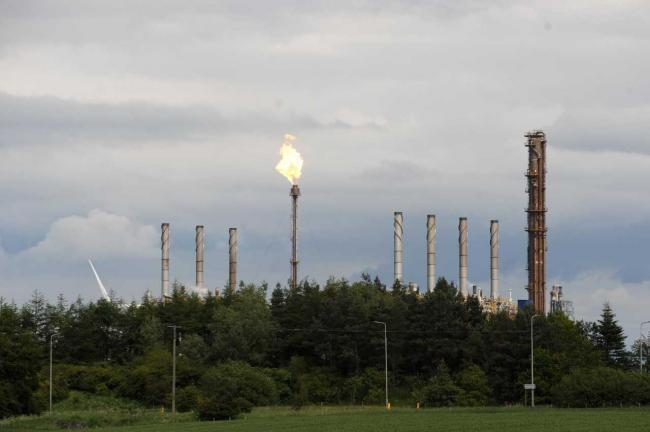 Mossmorran: HSE seeks prosecution after investigation into hydrocarbon releases