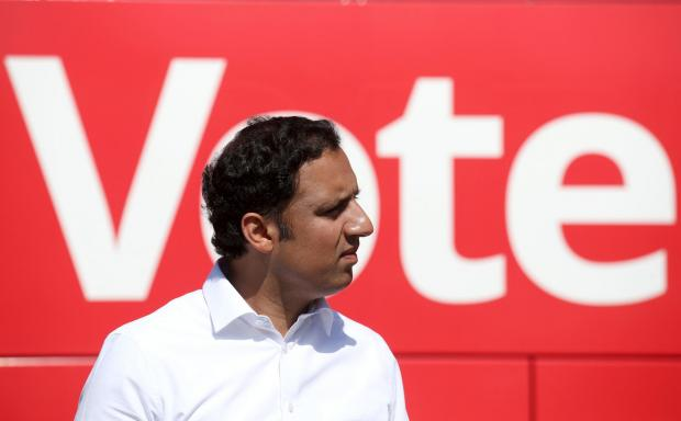 The National: Scottish Labour leader Anas Sarwar has tried to move discussion away from the constitution
