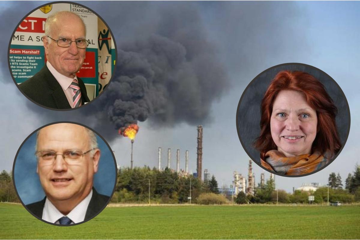 Mossmorran: Senior Fife councillors deny meeting snub
